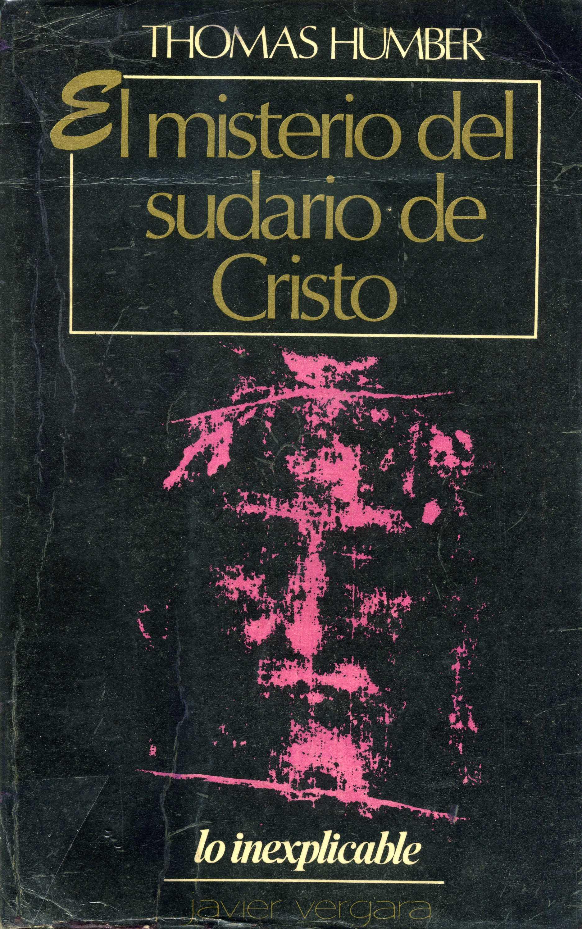 El misterio del sudario de Cristo