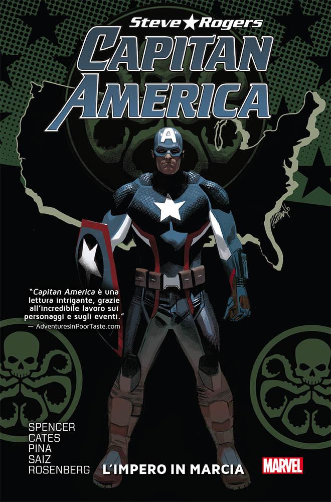 Capitan America: Ste...