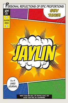 Superhero Jaylin