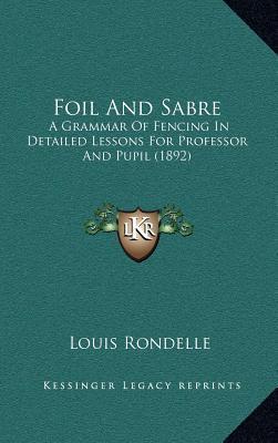 Foil and Sabre