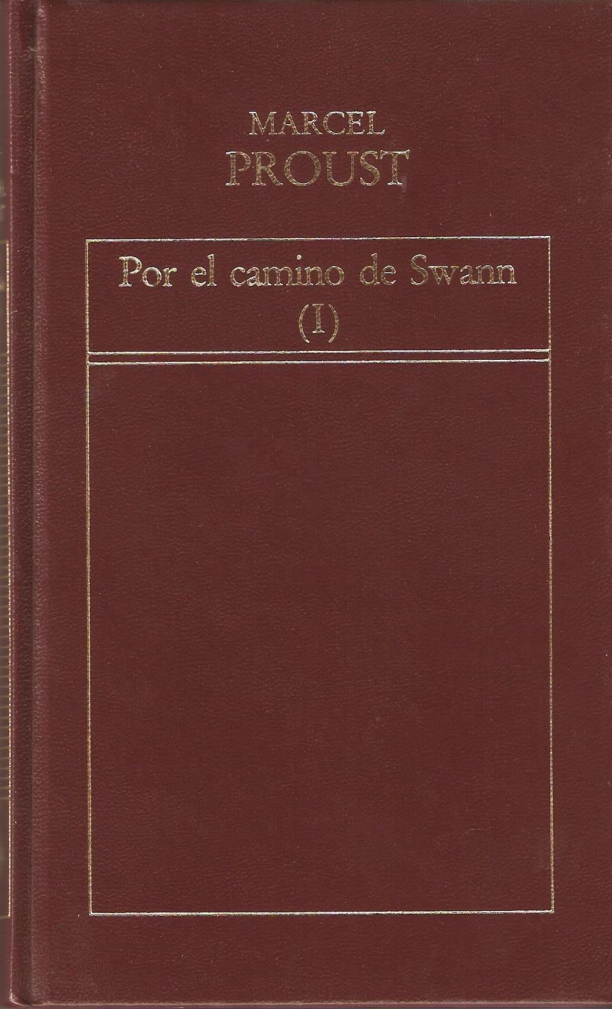 Por el camino de Swann (I)