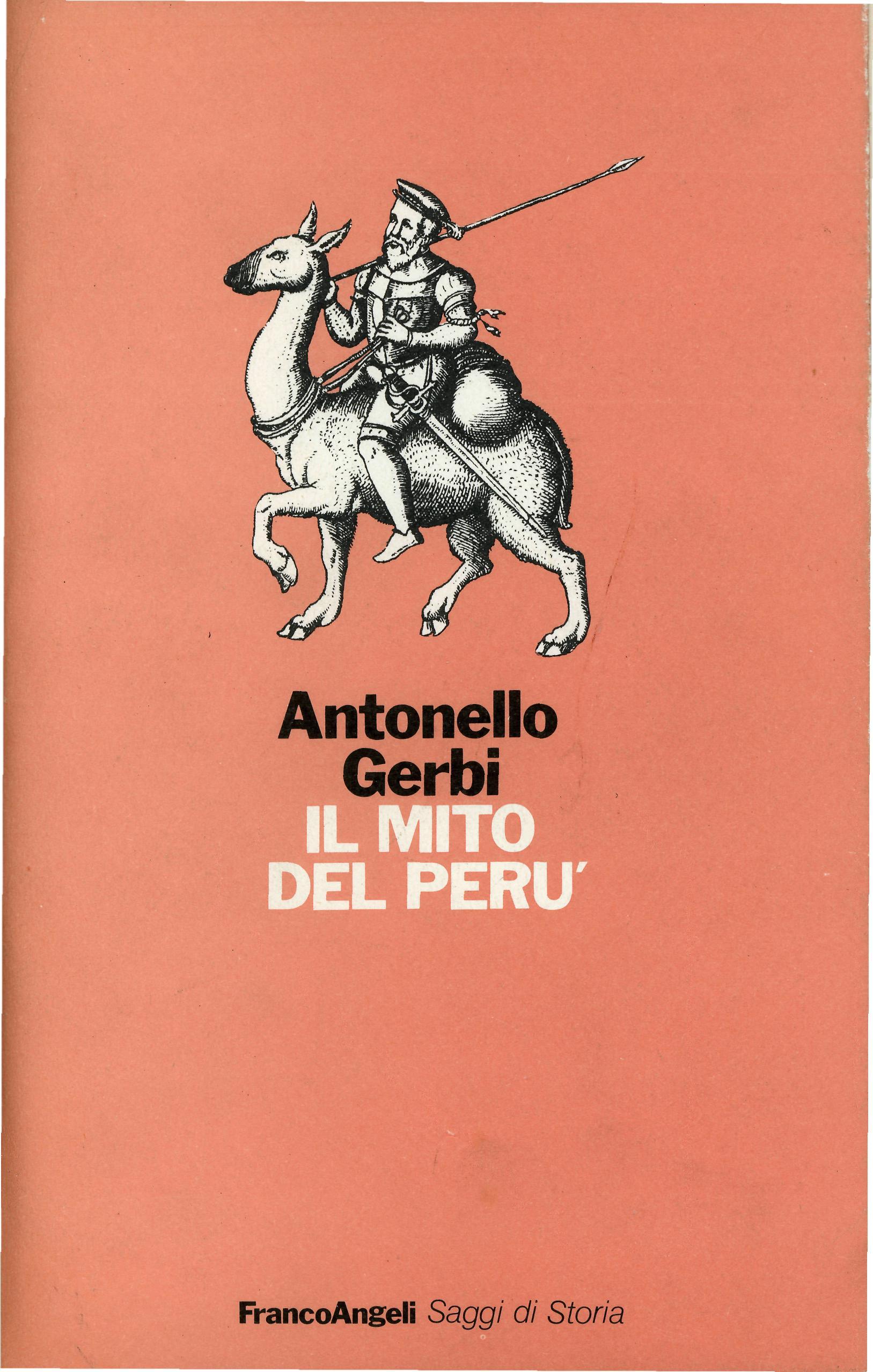 Il mito del Peru