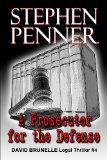 A Prosecutor for the Defense