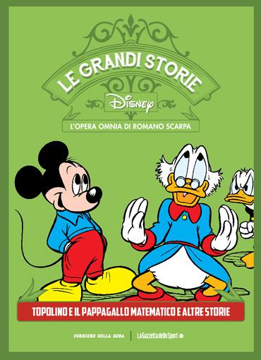 Le grandi storie Disney - L'opera omnia di Romano Scarpa vol. 7