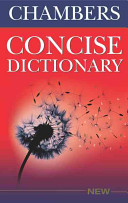 Harrap's Chambers Concise Dictionary