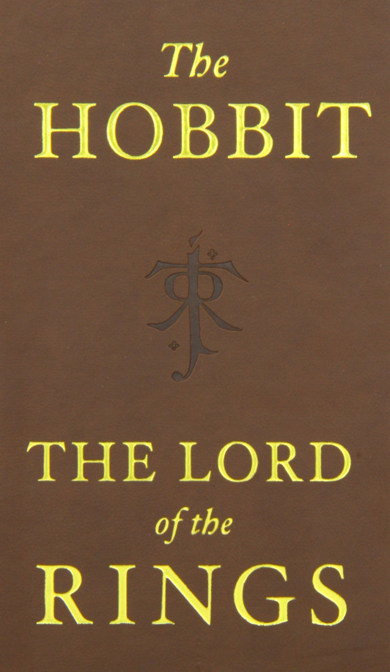 The Hobbit; The Lord of the Rings