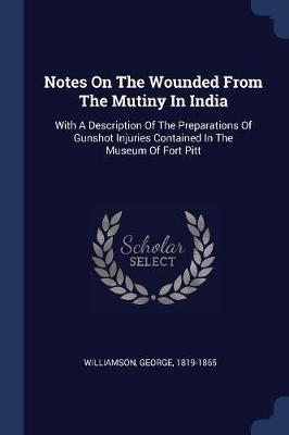 Notes on the Wounded...