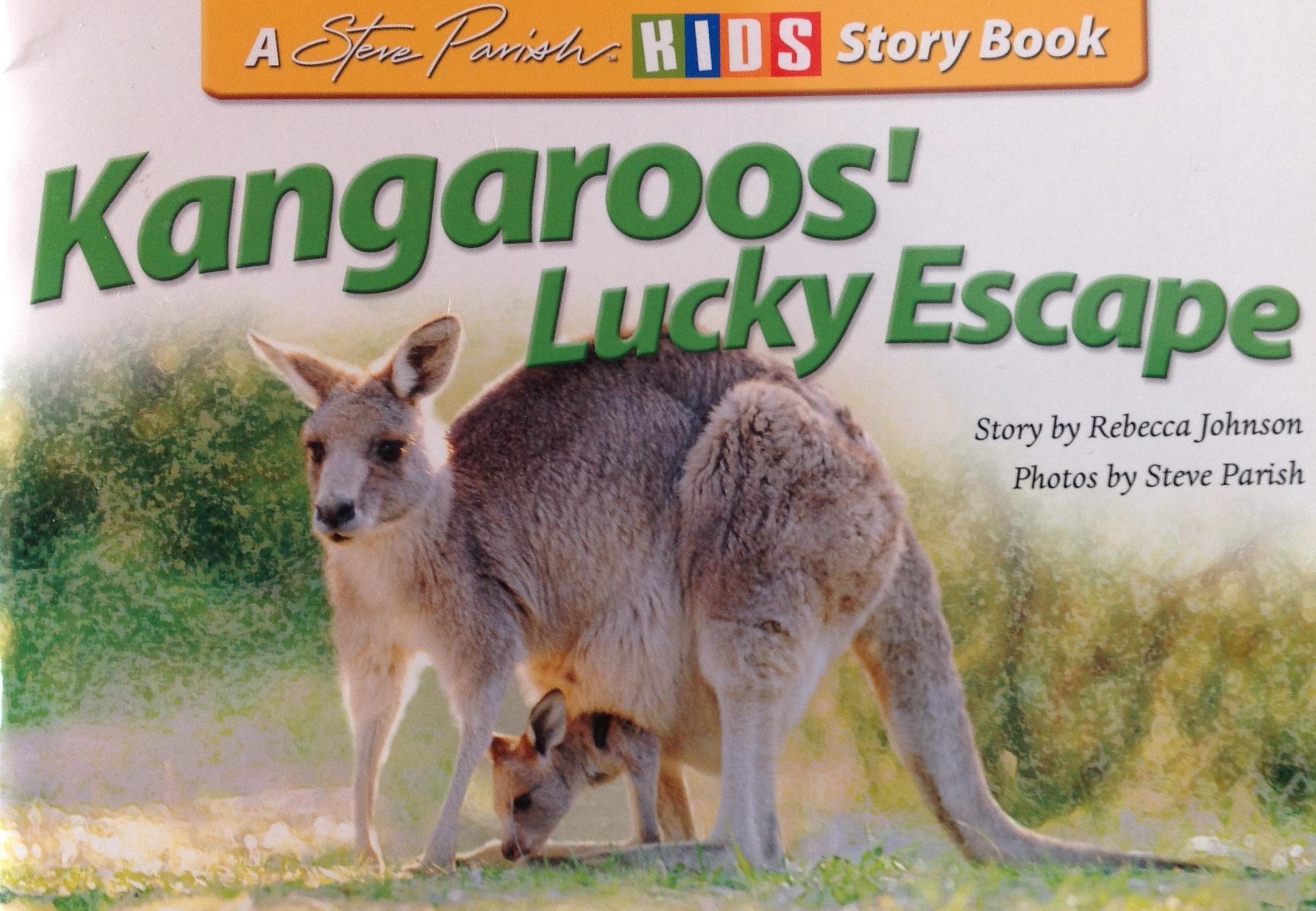 Kangaroo's Lucky Esc...