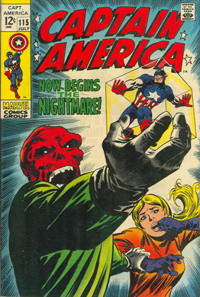 Captain America Vol.1 #115