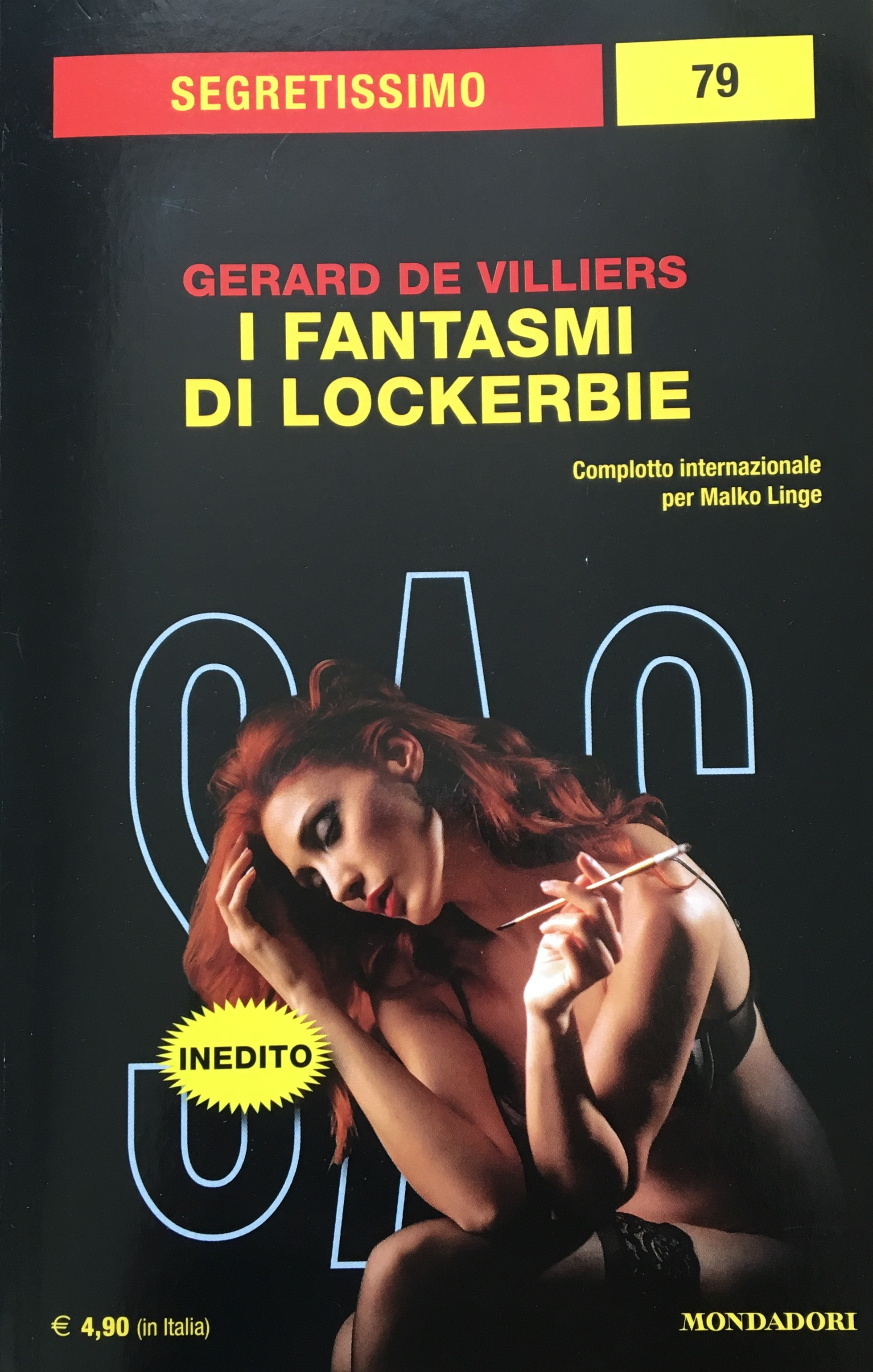 I fantasmi di Lockerbie