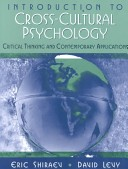 Introduction to cross-cultural psychology