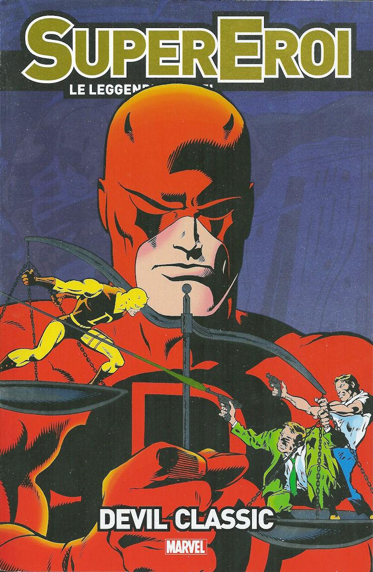 Supereroi - Le leggende Marvel vol. 50