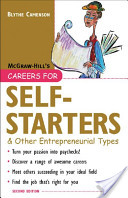 Careers for Self-Starters and Other Entrepreneurial Types
