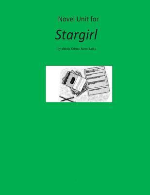 Novel Unit for Stargirl