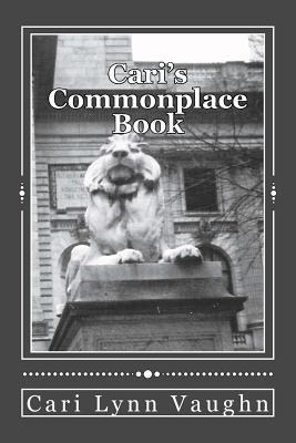 Cari's Commonplace Book