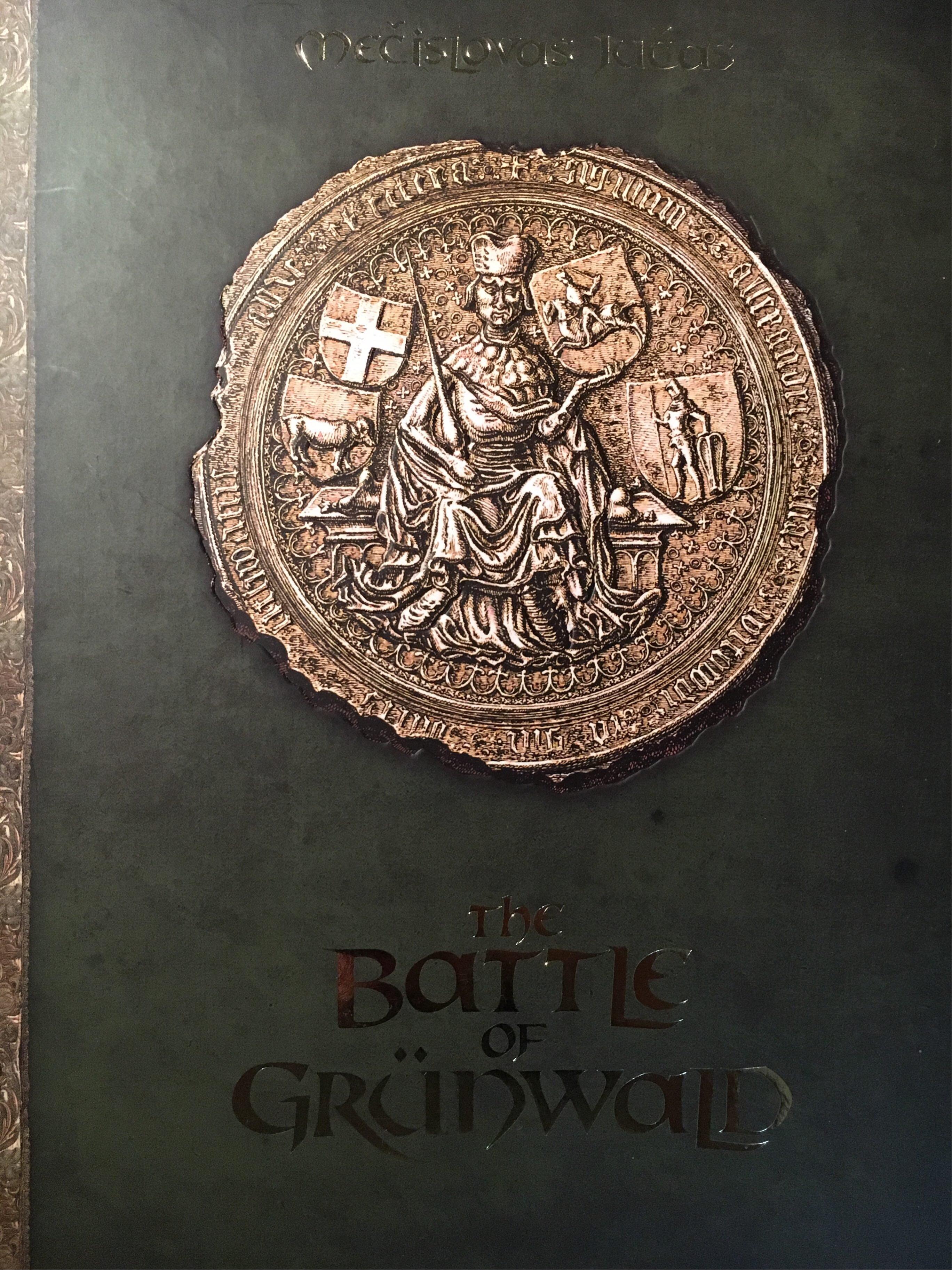 The battle of Grünwald