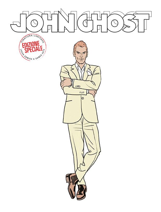 John Ghost - Speciale Lucca Comics 2014
