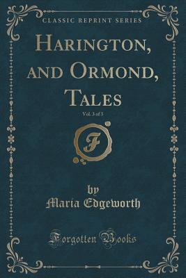 Harington, and Ormon...