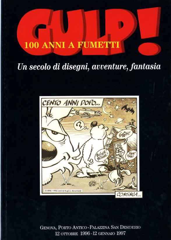 Gulp! 100 anni a fumetti