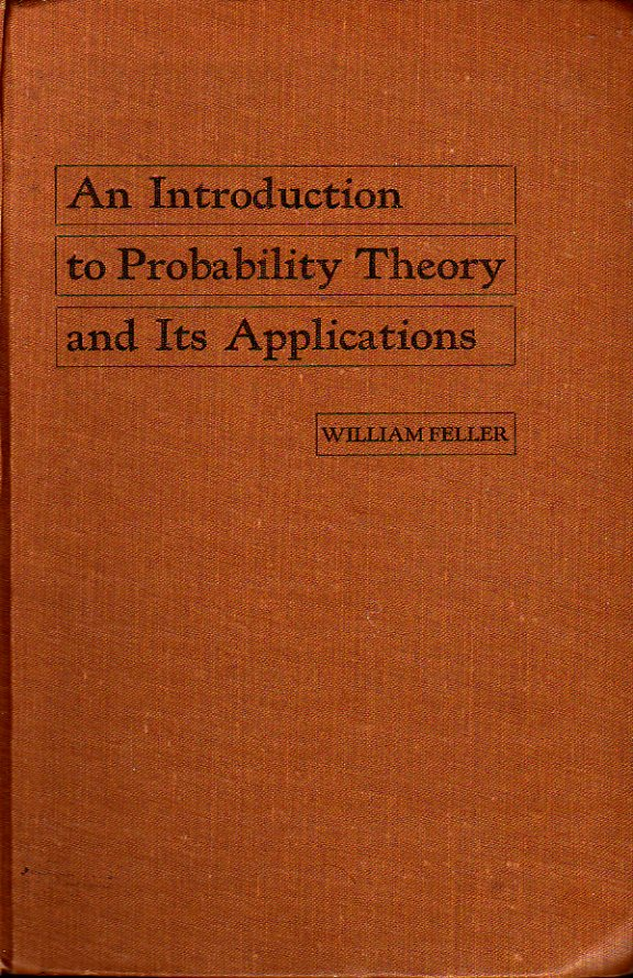 An Introduction to Probability Theory and Its Applications