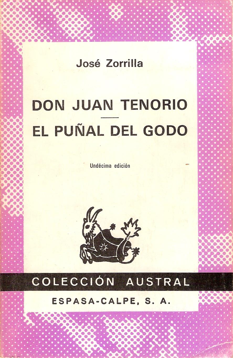 Don Juan Tenorio - El puñal del Godo