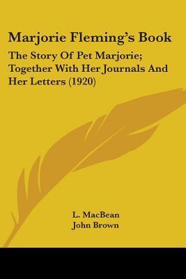 Marjorie Fleming's Book