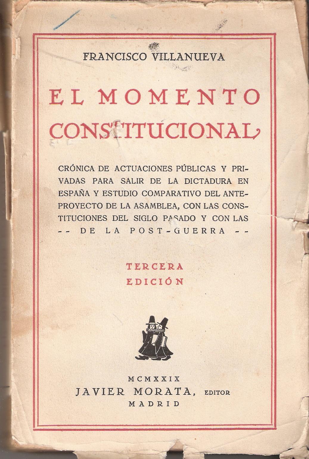 El Momento Constitucional