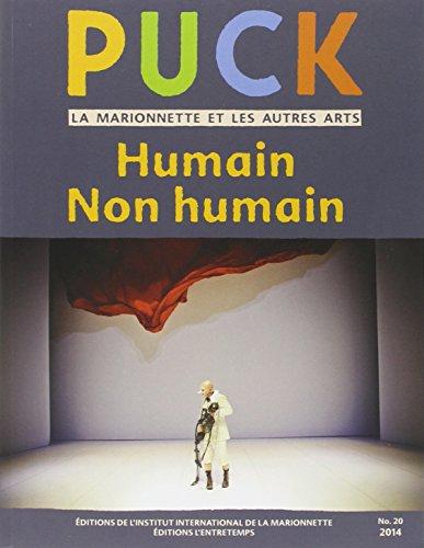 Puck: La marionette et les autres arts, 20