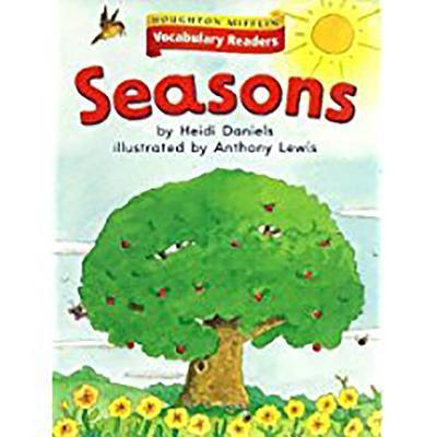 Seasons, Level 1 Theme 3.1