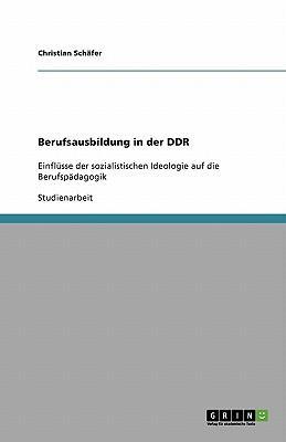 Berufsausbildung in der DDR