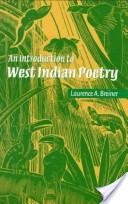 An introduction to West Indian poetry