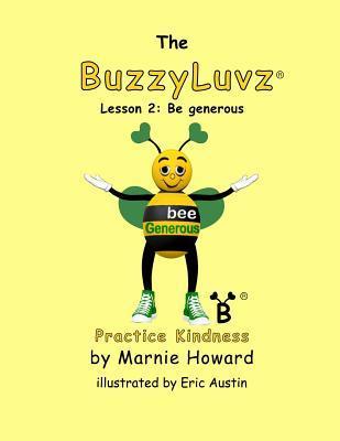 Buzzyluvz Practice Kindness