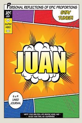 Superhero Juan