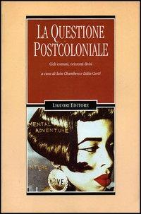 La questione postcoloniale