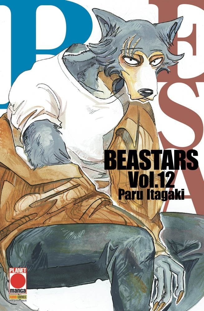 Beastars vol. 12