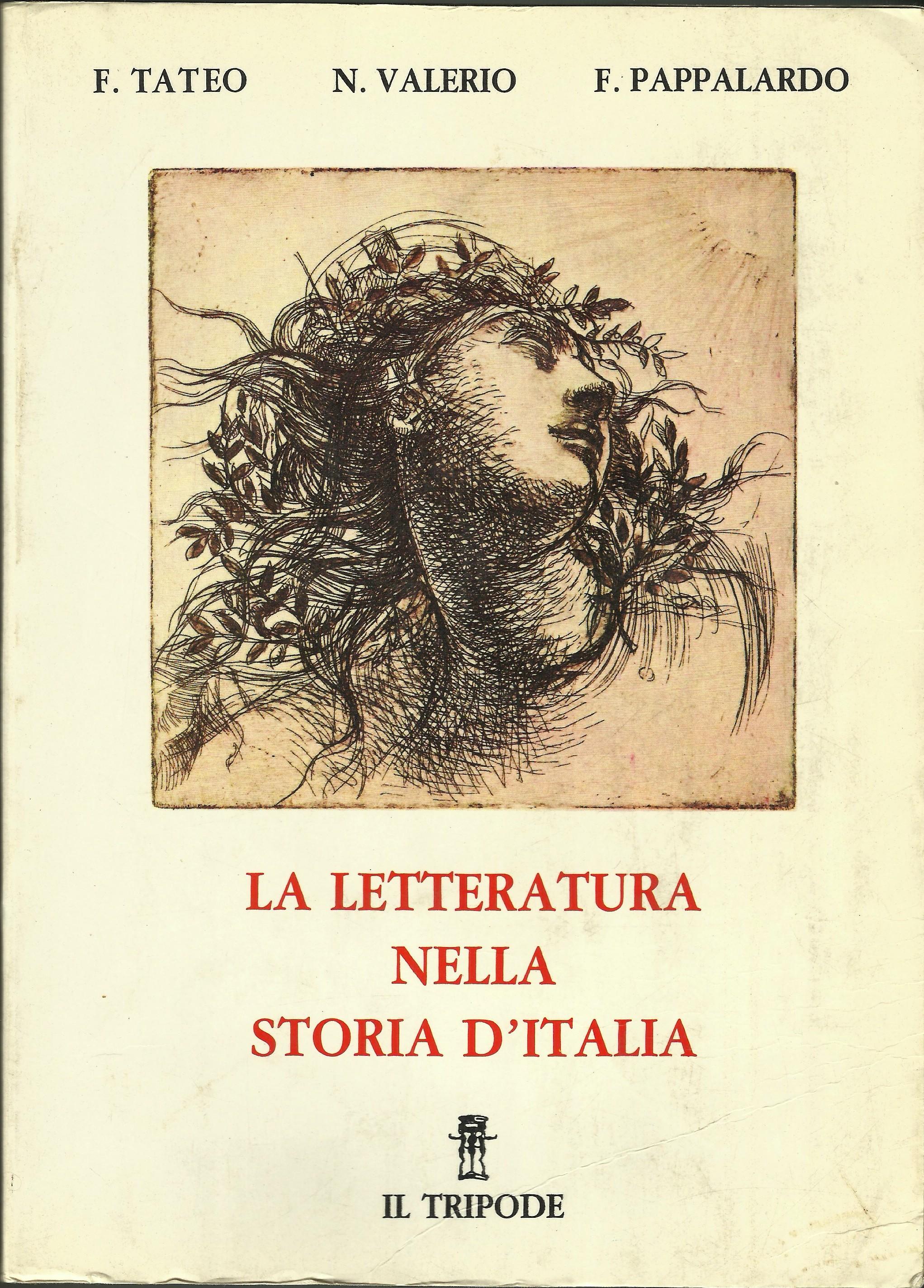 La letteratura nella storia d'Italia - Vol. I