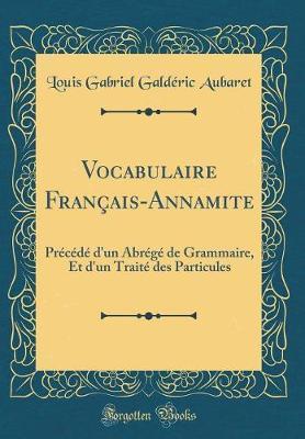 Vocabulaire Français-Annamite