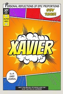 Superhero Xavier Journal