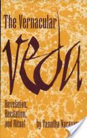 The Vernacular Veda