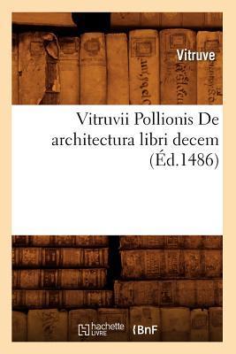 Vitruvii Pollionis d...