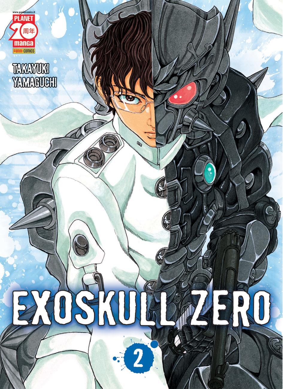 Exoskull Zero vol. 2