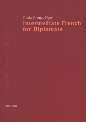 Intermediate French for Diplomats