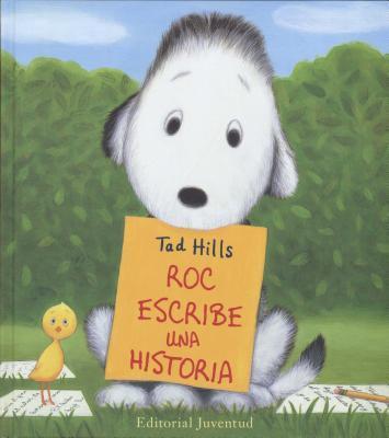Roc escribe una historia / Rocket Writes a Story