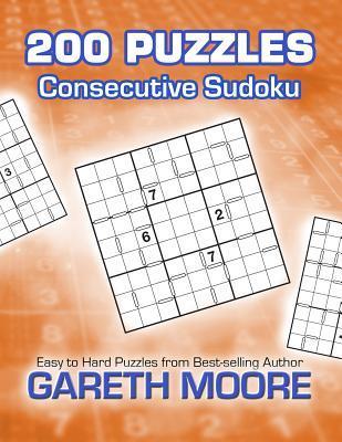 Consecutive Sudoku - 200 Puzzles