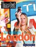 """""""Time Out"""" London Visitors Guide"""
