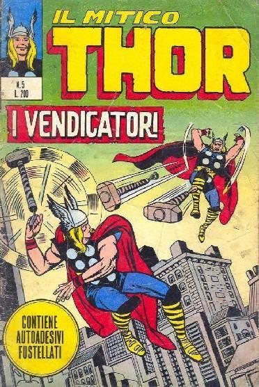 Il Mitico Thor n. 5