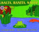 Jump, Frog, Jump! (Spanish edition)