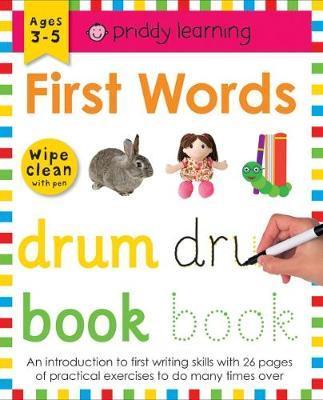 First Words (Wipe Clean Workbooks)