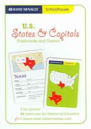 Rand McNally Schoolhouse U.S. States & Capitals Flashcards And Games