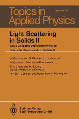 Light Scattering in Solids II